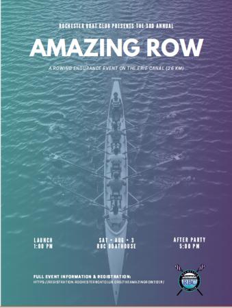 Amazing Row 2019